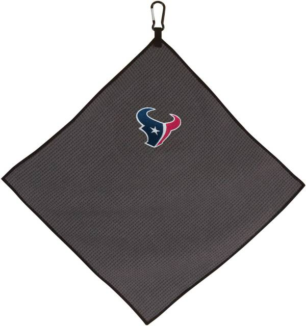 "Team Effort Houston Texans 15"" x 15"" Microfiber Golf Towel product image"