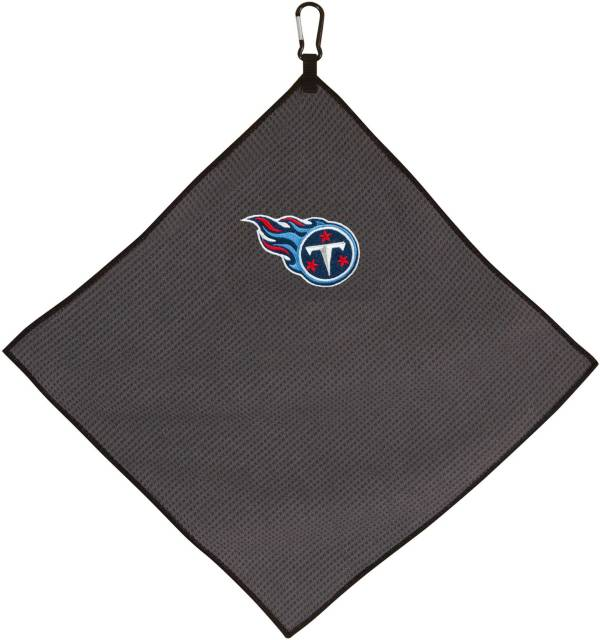 "Team Effort Tennessee Titans 15"" x 15"" Microfiber Golf Towel product image"