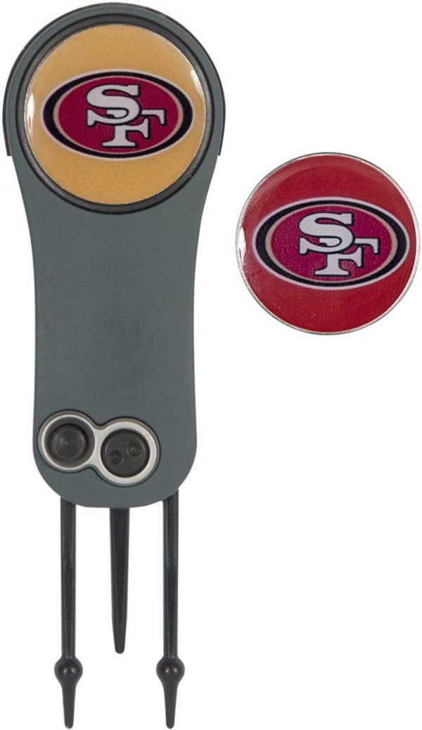 Team Effort San Francisco 49ers Switchblade Divot Tool and Ball Marker Set product image