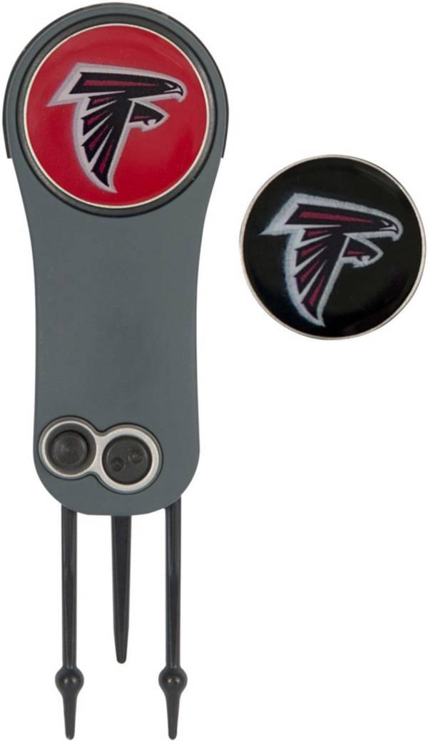 Team Effort Atlanta Falcons Switchblade Divot Tool and Ball Marker Set product image
