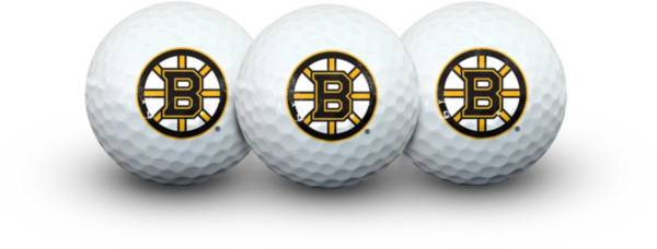 Team Effort Boston Bruins Golf Balls - 3 Pack product image