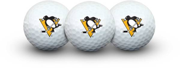 Team Effort Pittsburgh Penguins Golf Balls - 3 Pack product image