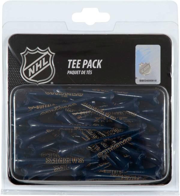 "Team Effort Buffalo Sabres 2.75"" Golf Tees - 40 Pack product image"
