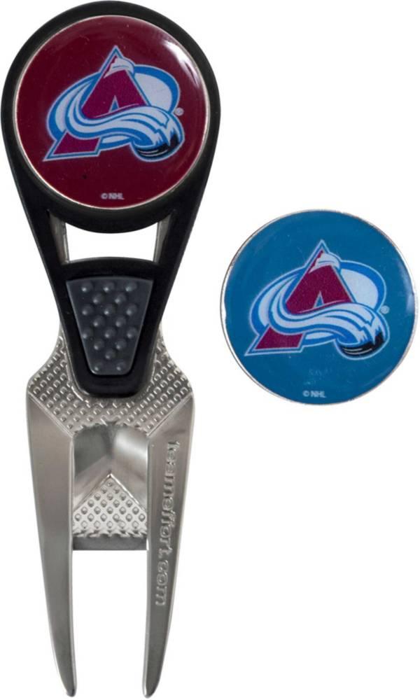 Team Effort Colorado Avalanche CVX Divot Tool and Ball Marker Set product image