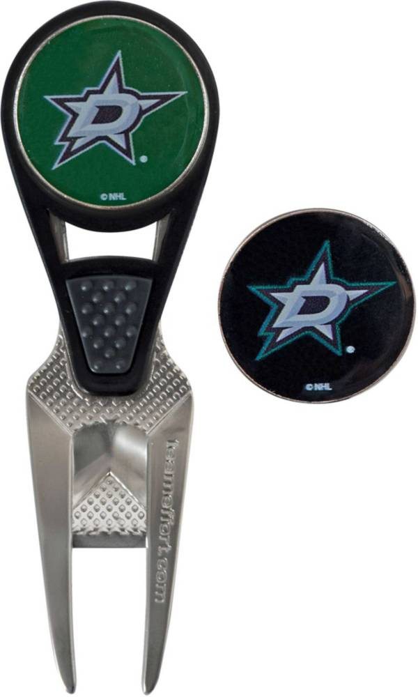 Team Effort Dallas Stars CVX Divot Tool and Ball Marker Set product image