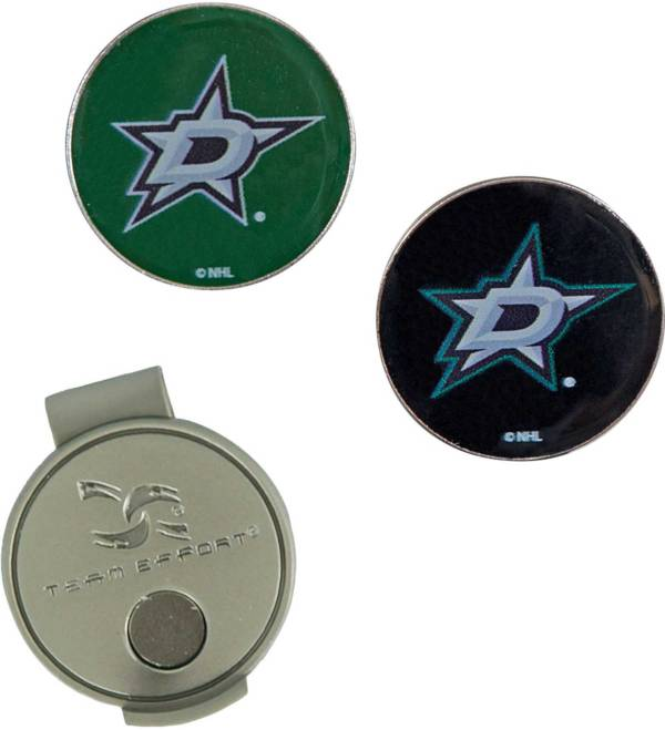 Team Effort Dallas Stars Hat Clip and Ball Markers Set product image