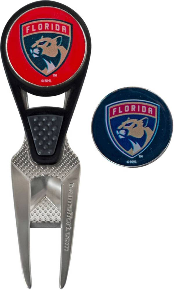 Team Effort Florida Panthers CVX Divot Tool and Ball Marker Set product image