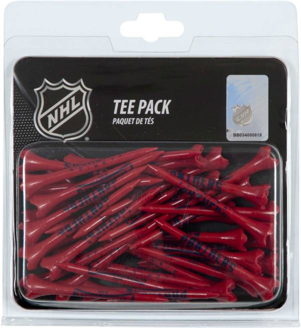 "Team Effort Florida Panthers 2.75"" Golf Tees - 40 Pack product image"