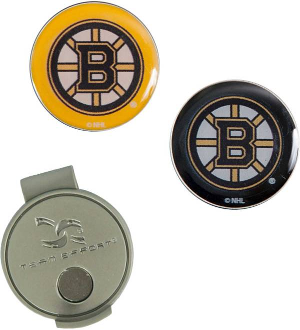 Team Effort Boston Bruins Hat Clip and Ball Markers Set product image