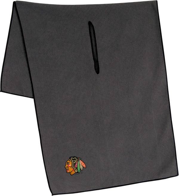 "Team Effort Chicago Blackhawks 19"" x 41"" Microfiber Golf Towel product image"