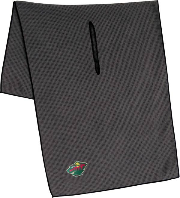 "Team Effort Minnesota Wild 19"" x 41"" Microfiber Golf Towel product image"