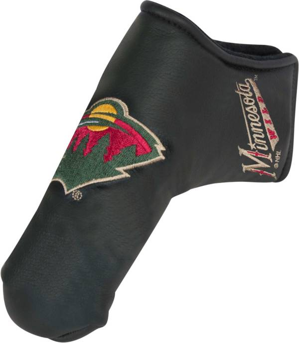 Team Effort Minnesota Wild Blade Putter Headcover product image