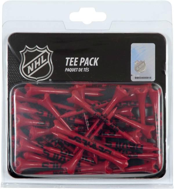 "Team Effort New Jersey Devils 2.75"" Golf Tees - 40 Pack product image"