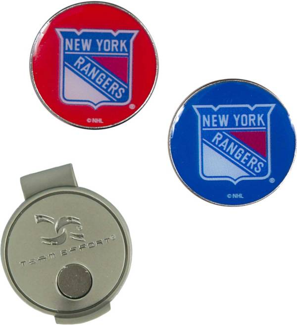 Team Effort New York Rangers Hat Clip and Ball Markers Set product image