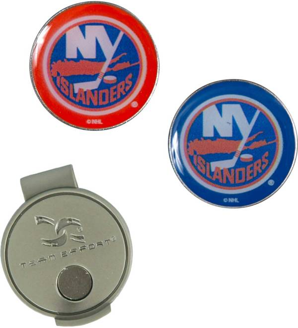 Team Effort New York Islanders Hat Clip and Ball Markers Set product image
