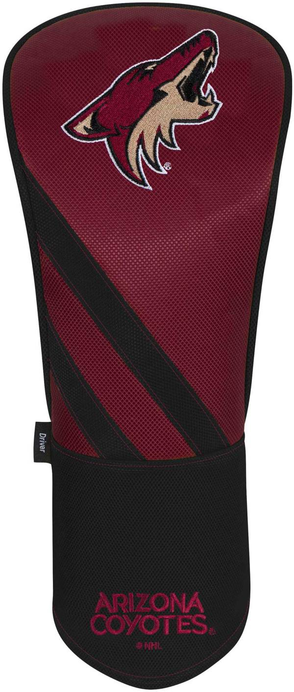 Team Effort Arizona Coyotes Driver Headcover product image