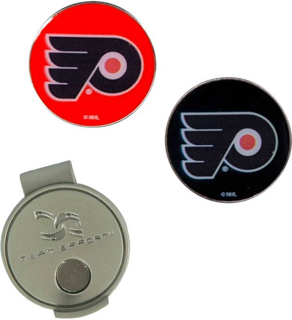 Team Effort Philadelphia Flyers Hat Clip and Ball Markers Set product image