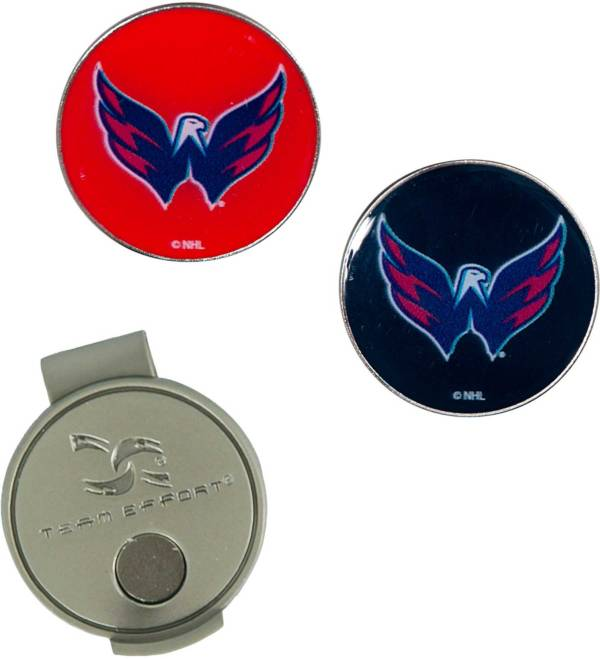 Team Effort Washington Capitals Hat Clip and Ball Markers Set product image