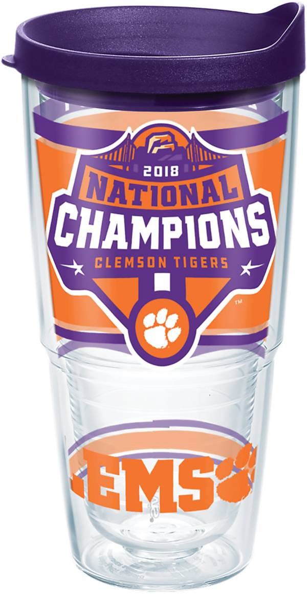 Tervis 2018 National Champions Clemson Tigers 24oz. Tumbler product image