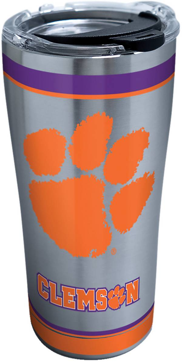 Tervis Clemson Tigers 20oz. Stainless Steel Tradition Tumbler product image