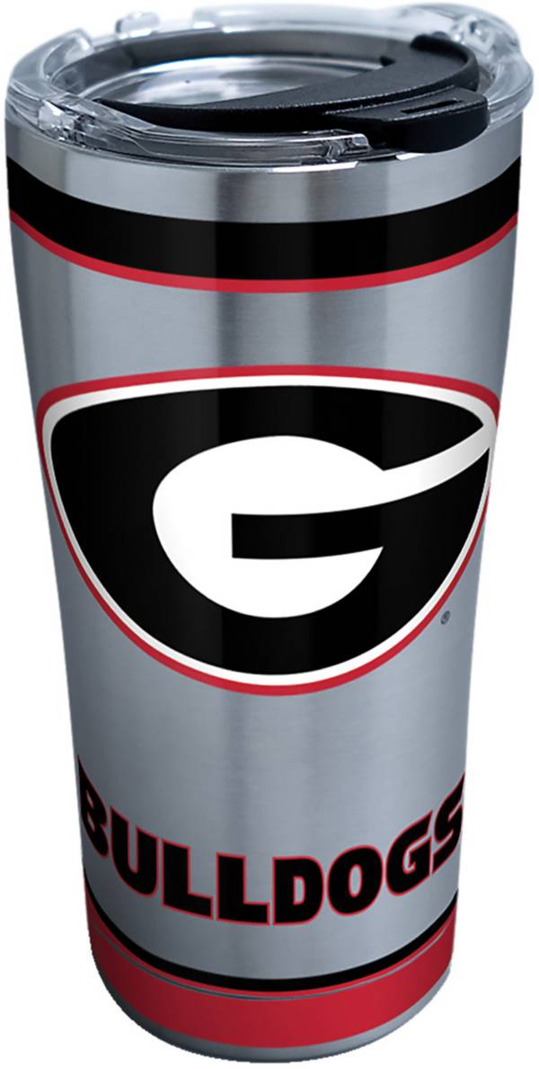 Tervis Georgia Bulldogs 20oz. Stainless Steel Tradition Tumbler product image