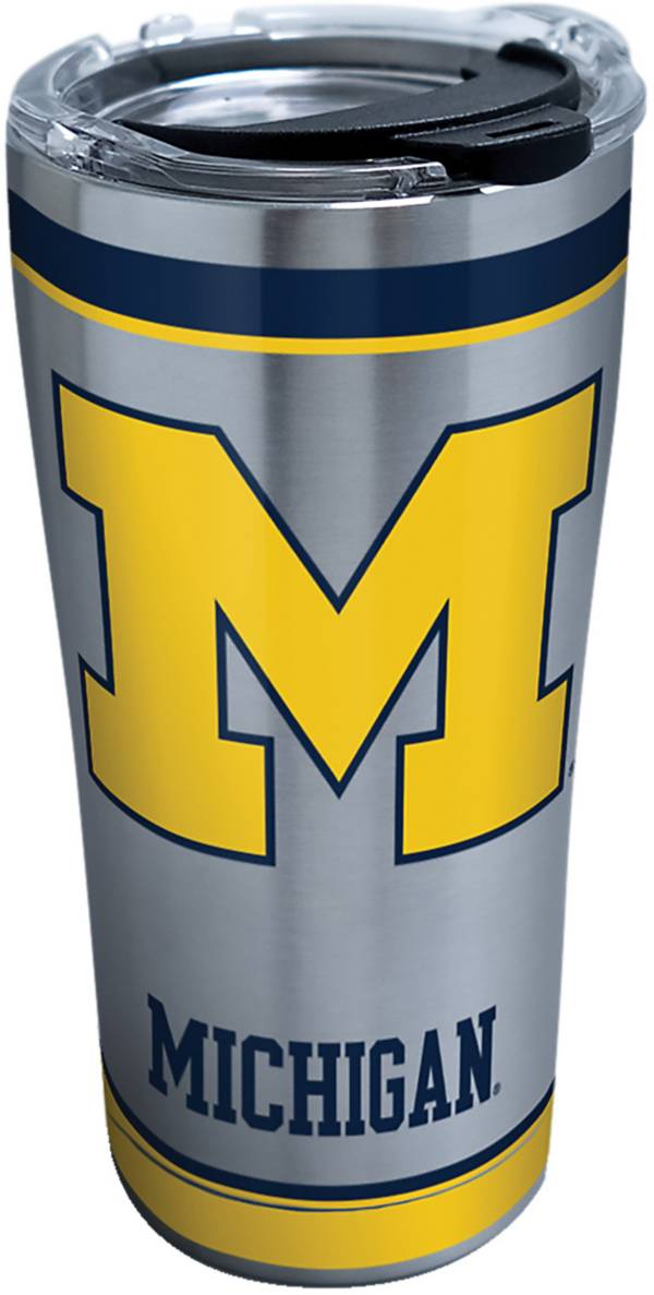Tervis Michigan Wolverines 20oz. Stainless Steel Tradition Tumbler product image