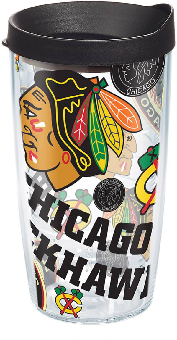 Tervis Chicago Blackhawks All Over 16oz. Tumbler product image
