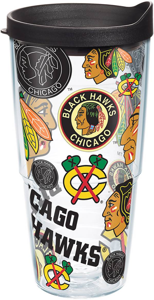 Tervis Chicago Blackhawks All Over 24oz. Water Bottle product image