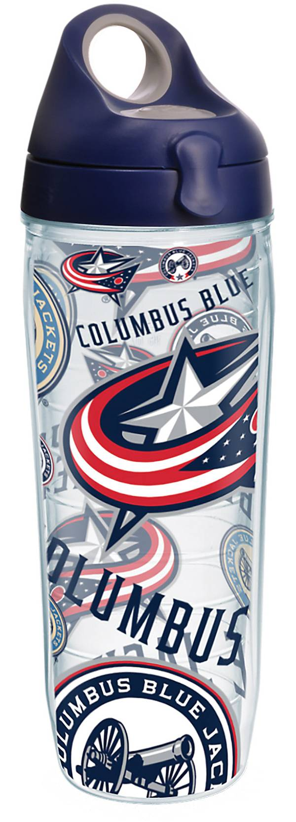 Tervis Columbus Blue Jackets All Over 24oz. Water Bottle product image