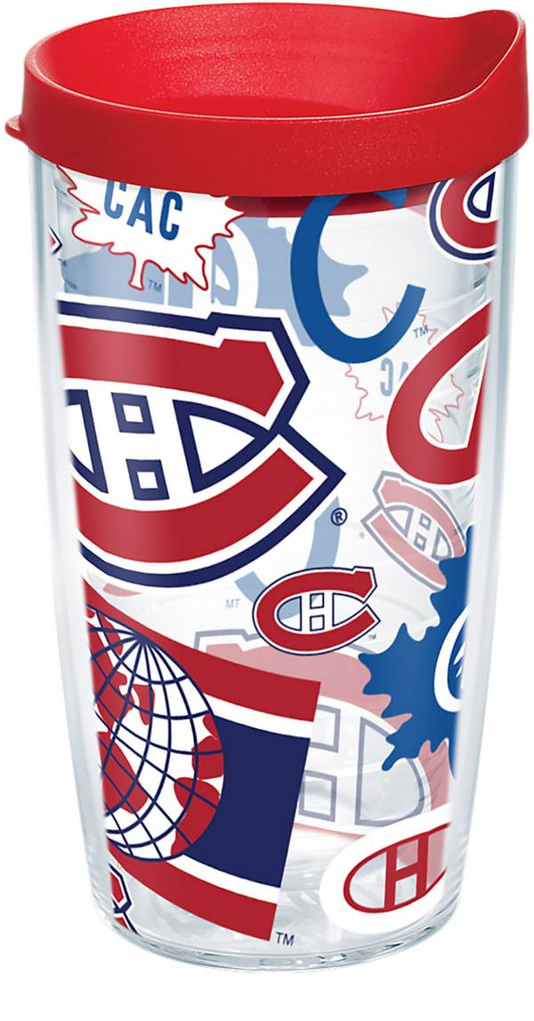 Tervis Montreal Canadiens All Over 16oz. Tumbler product image