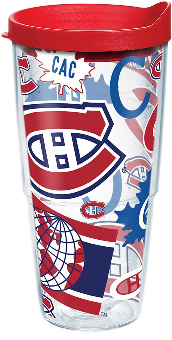 Tervis Montreal Canadiens All Over 24oz. Tumbler product image