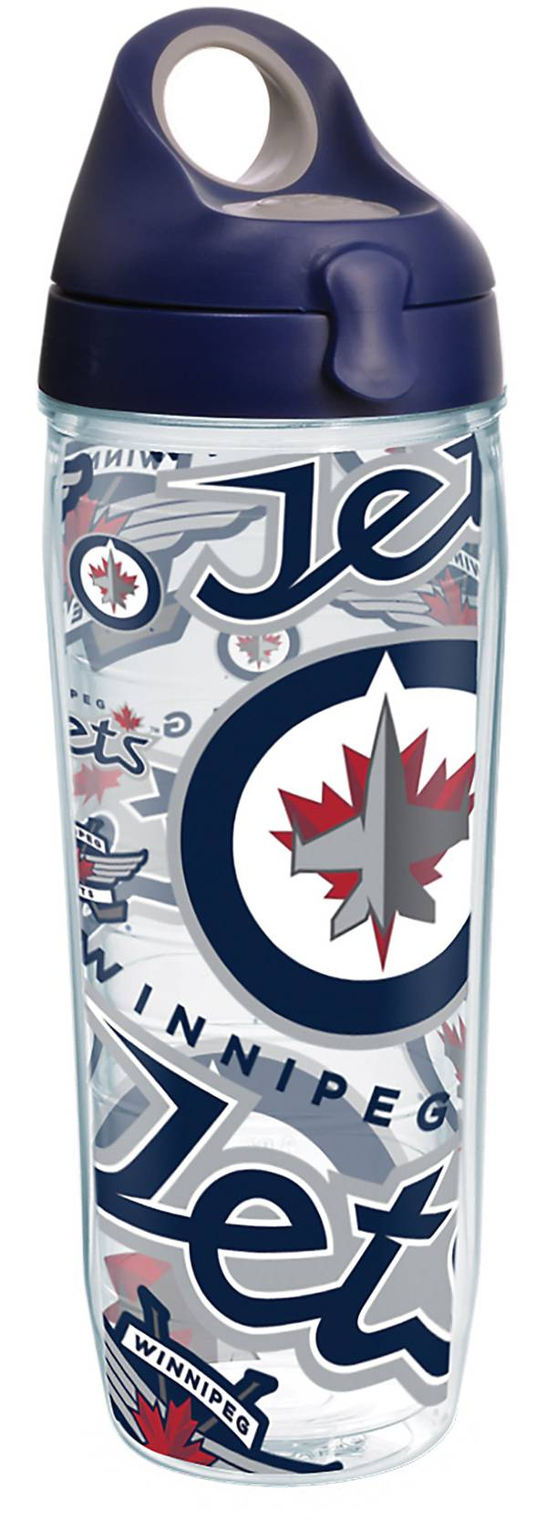 Tervis Winnipeg Jets All Over 24oz. Water Bottle product image
