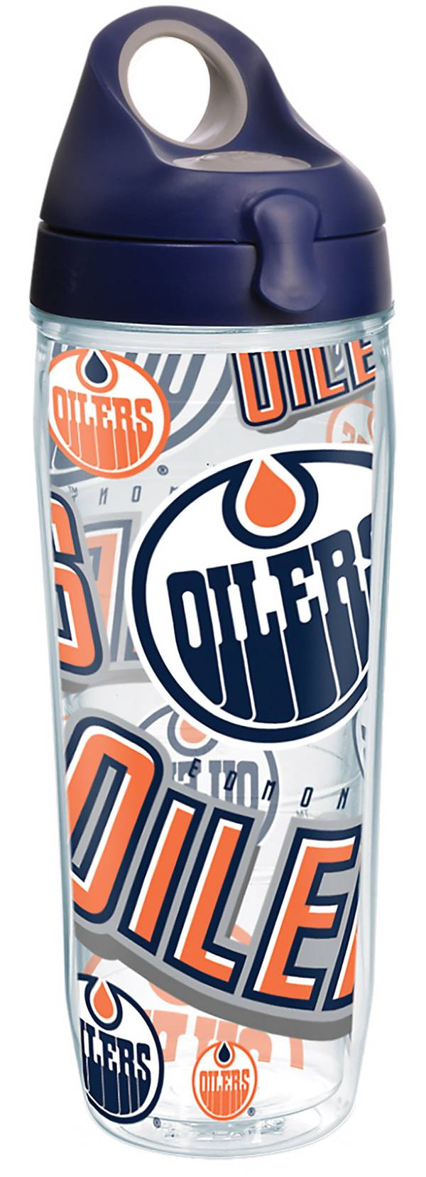 Tervis Edmonton Oilers All Over 24oz. Water Bottle product image