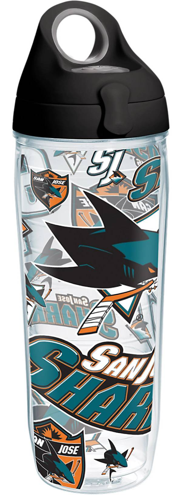 Tervis San Jose Sharks All Over 24oz. Water Bottle product image