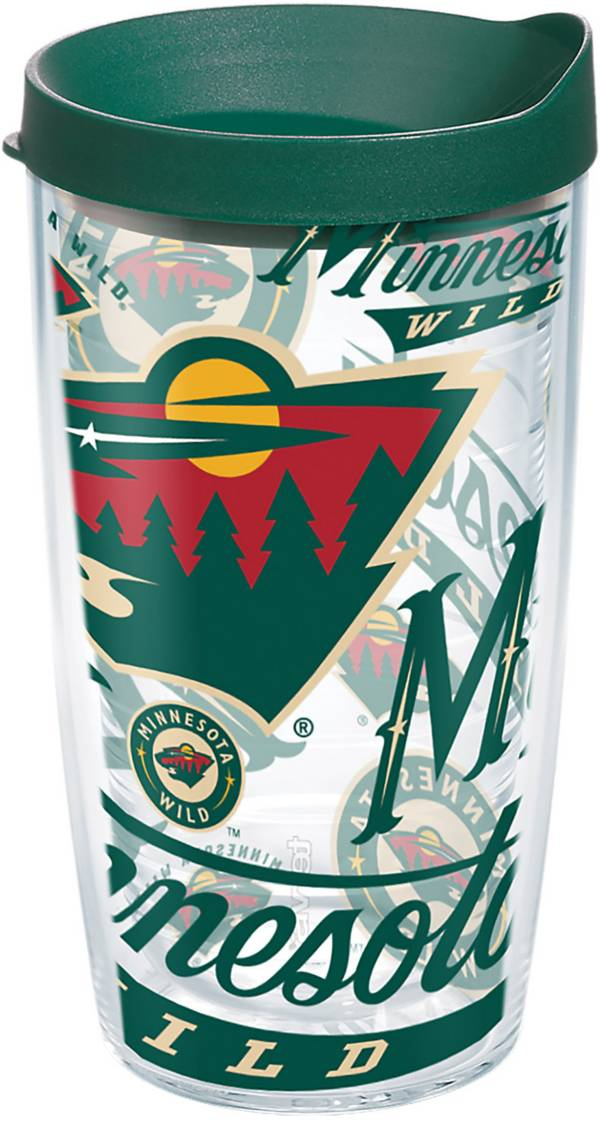 Tervis Minnesota Wild All Over 16oz. Tumbler product image