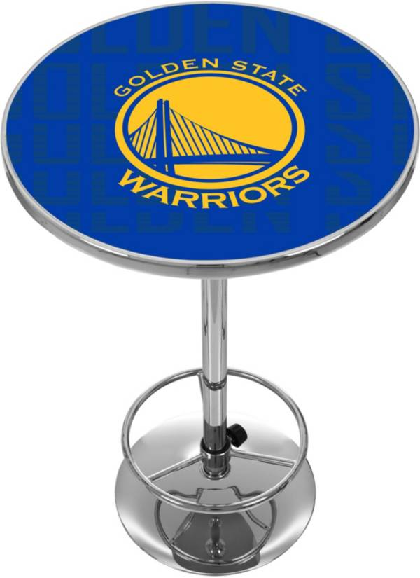 Trademark Global Golden State Warriors Basketball Club Table product image