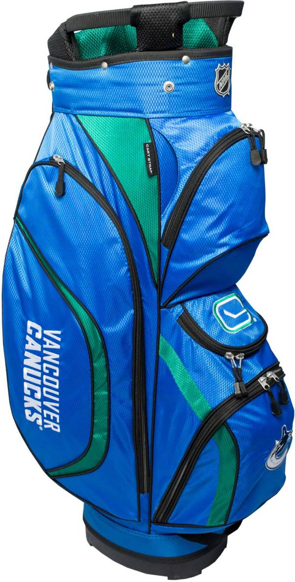 Team Golf Vancouver Canucks Clubhouse Cart Bag product image