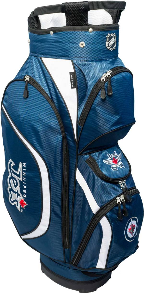 Team Golf Winnipeg Jets Clubhouse Cart Bag product image