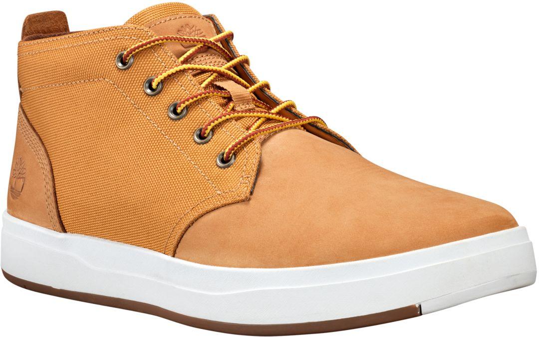 89a3559aa59 Timberland Men's Davis Square Chukka Boots