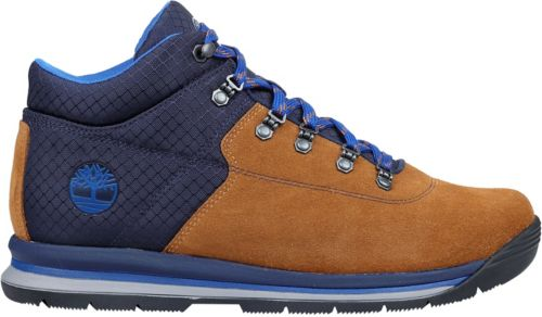 7cadf02b8d9bbb Timberland Men s GT Rally Mid Mixed-Media Casual Boots