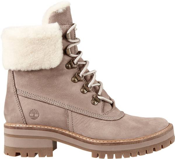 "Timberland Women's Courmayeur Valley 6"" Shearling Winter Boots product image"