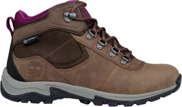 Timberland Women's Mt. Maddsen Mid Leather Waterproof Hiking Boots product image