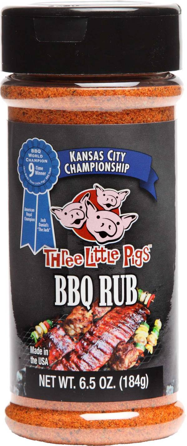 Three Little Pigs Championship BBQ Rub product image