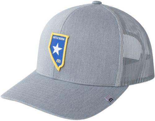 de3ecfc7 TravisMathew Men's Battle Born Golf Hat. noImageFound. Previous. 1