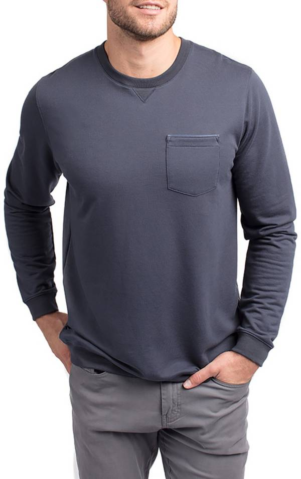 TravisMathew Men's Lanegan Crewneck Golf Sweater product image