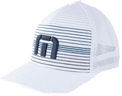 e91d4e3bd2b TravisMathew The Executive Mesh Back Golf Hat 1