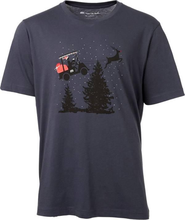 TravisMathew Men's White Out Golf T-Shirt product image