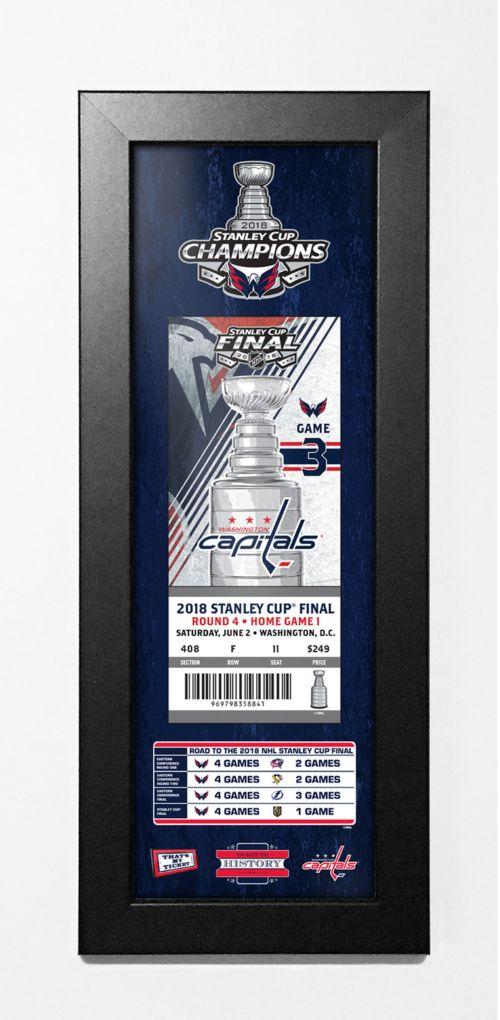 d404387c442 ... 2018 Stanley Cup Champions Washington Capitals Ticket Print.  noImageFound. 1