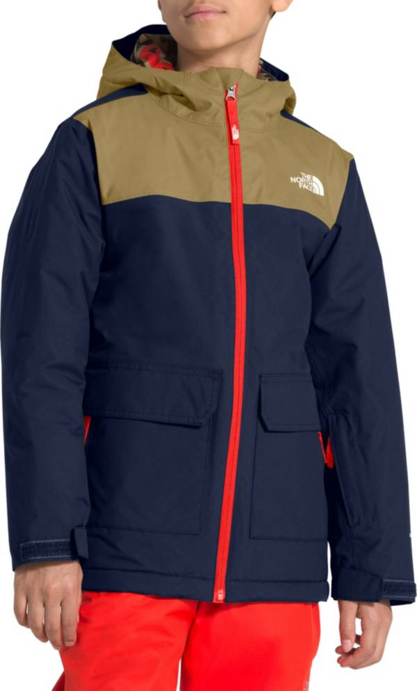 The North Face Boys' Freedom Insulated Jacket product image