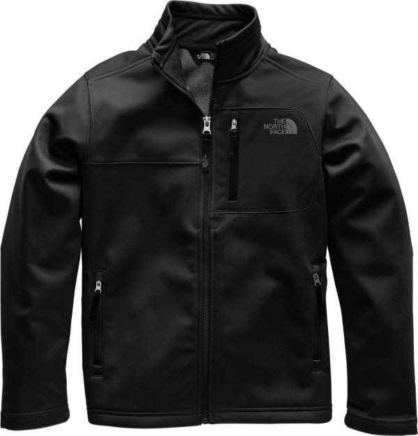 The North Face Boys' Apex Risor Soft Shell Jacket product image